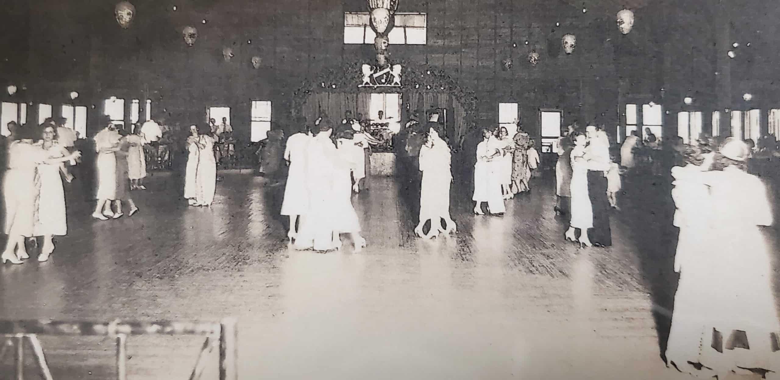 Dance Floor at The Rustic